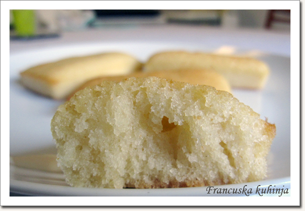 Recept za financiers